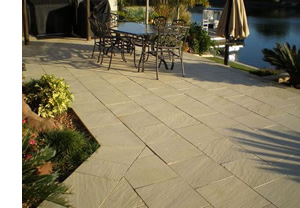 Paved Area